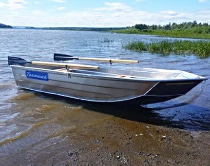 Алюминиевая лодка Тактика-270