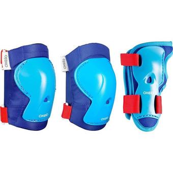 Комплект защиты детский для роликов, скейтов, самокатов.