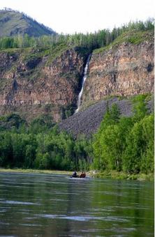 Тыва-Рыболовный тур к истокам Енисея (р. Каа-Хем)