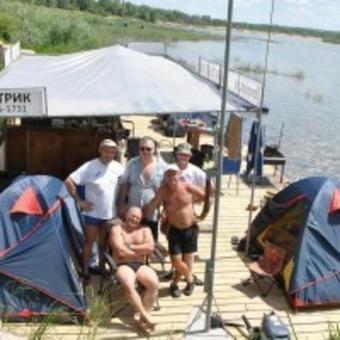 Сплав на плоту по маршруту Вешенская-Серафимович