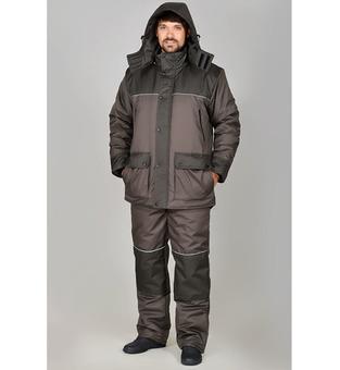 Зимние костюмы, куртки фабрики Восток