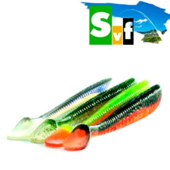 Формы для отливки силиконовых приманок от SVF