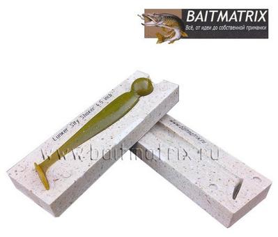 Формы для силиконовых приманок от BaitMatrix