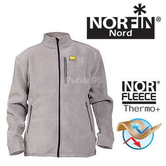 Куртка флисовая Norfin NORTH 04 р.XL