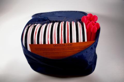 Рыболовные кружки из эва Torvi(Торви) в сумке
